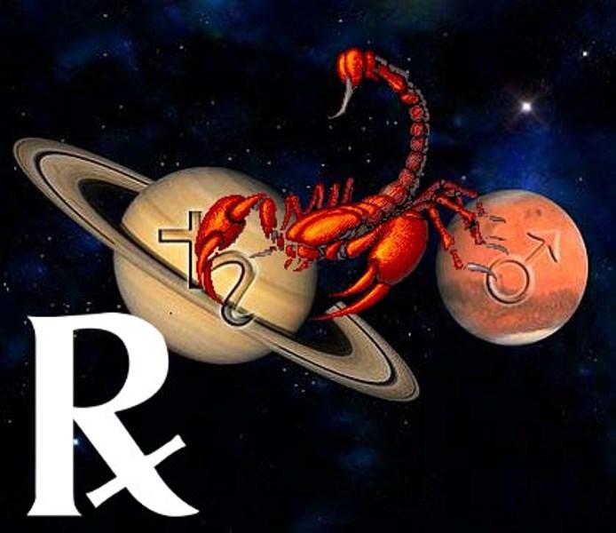 Saturn u Jarcu 180 Mars u Raku